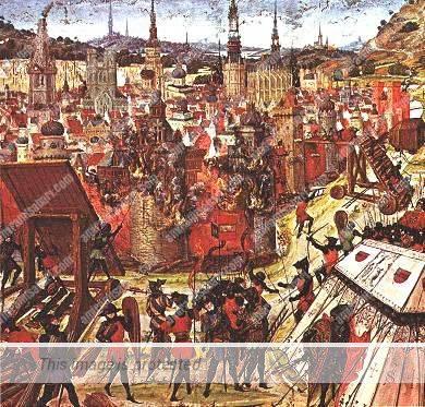 נפילת ירושלים בידי הצלבנים במסע הצלב הראשון