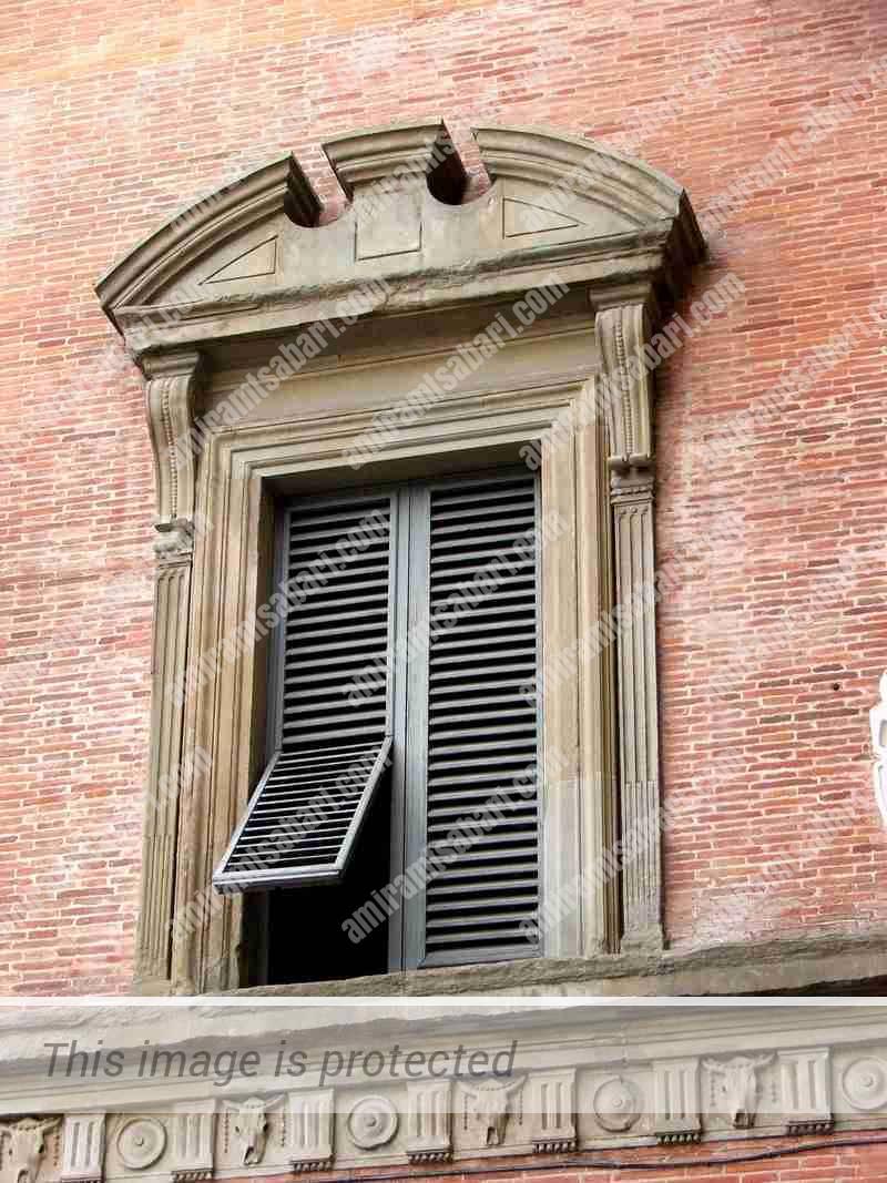 החלון הפתוח תמיד - La finestra sempre aperta