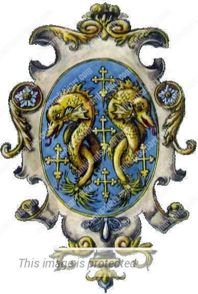 סמל האצולה של בית פאצי