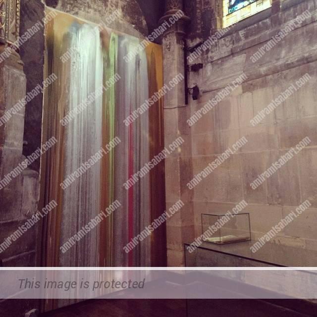 המיצג המודרני של ג'ון ארמלדר בקפלה