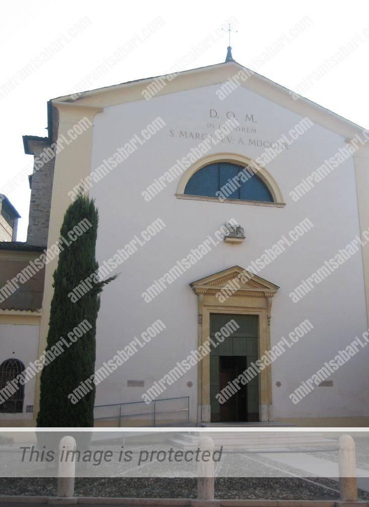 כנסיית סנט מרקוס המבשר, בורגטו