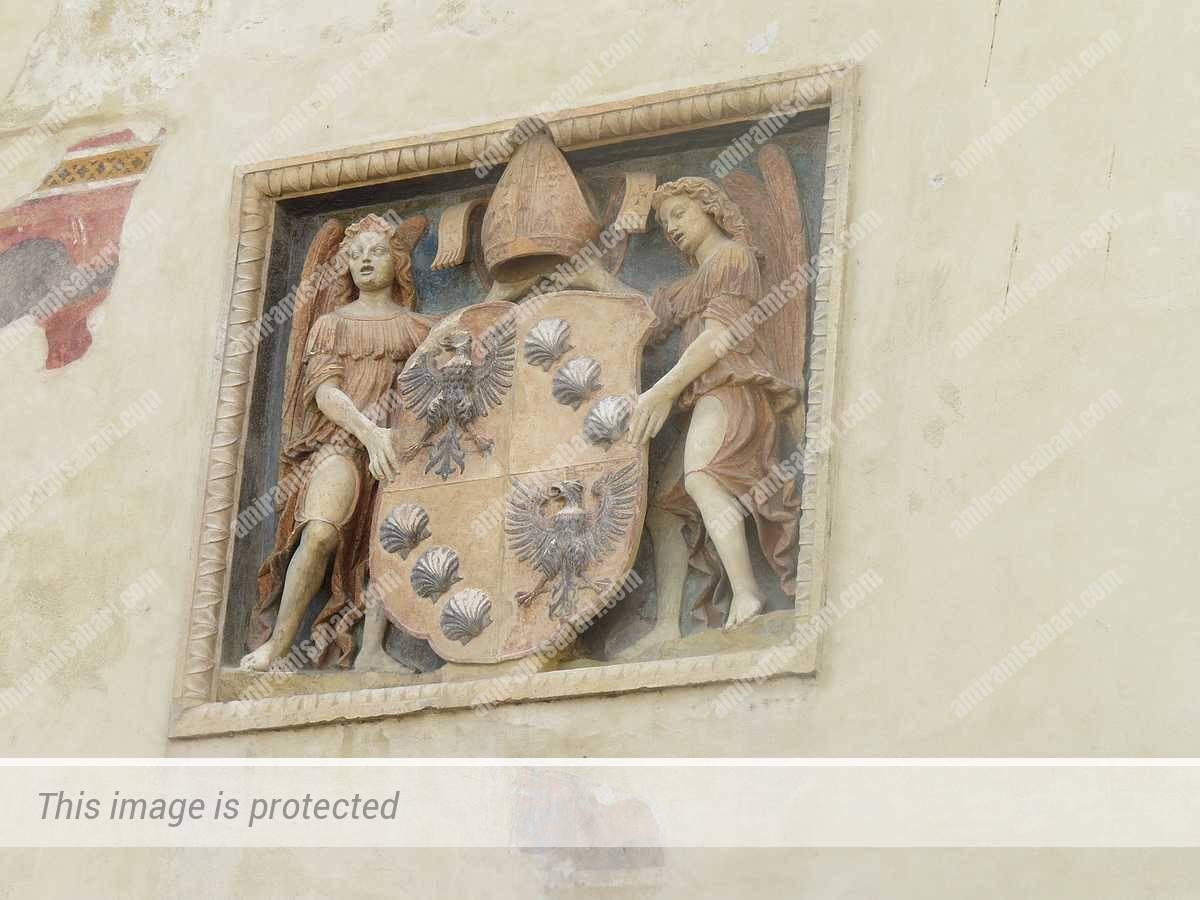 שלט האצולה של ג'ורג'יו דה נאיידק (Giorgio di Neideck) הנסיך הגמון מטרנטו