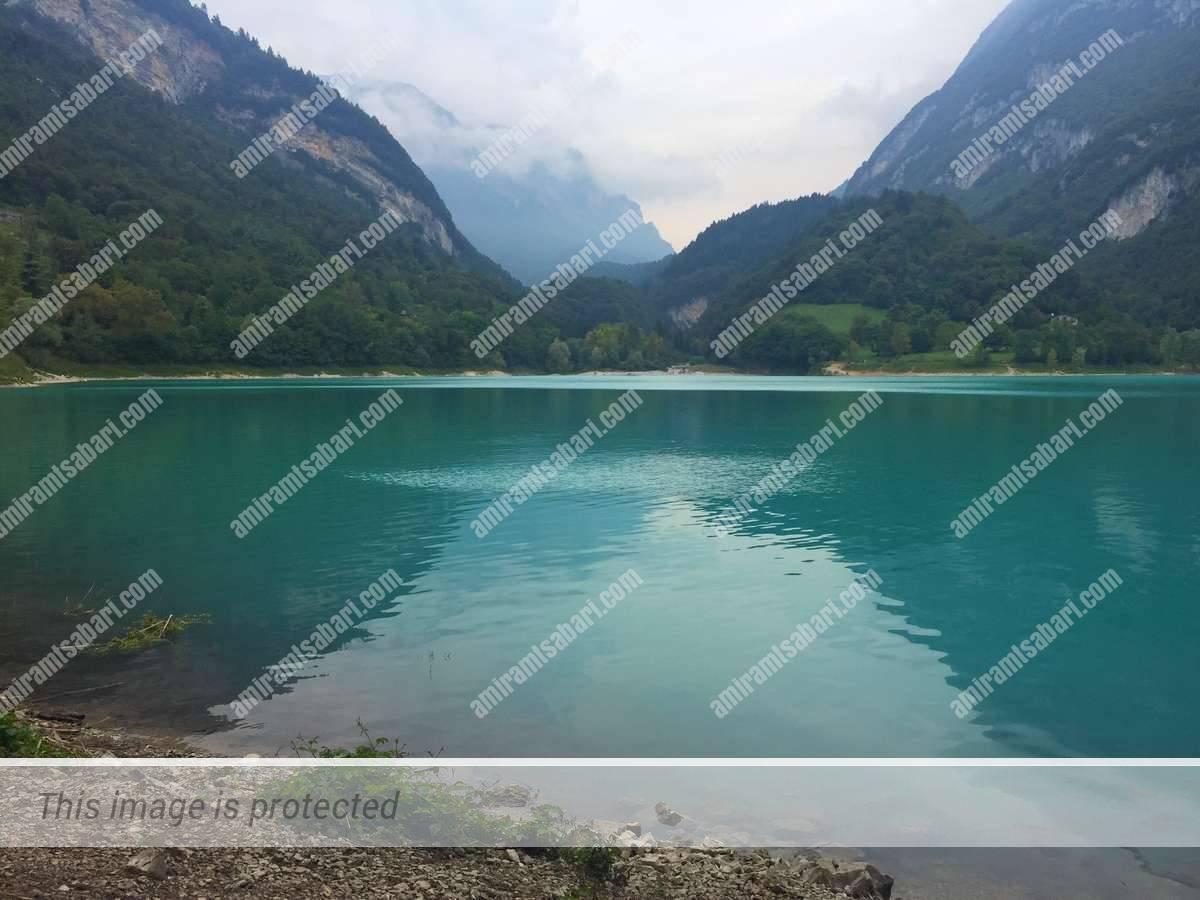 אגם טנו, להתמזג עם יופיו של הטבע.