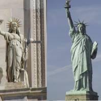 קתדרלת מילאנו: האם פסל החירות נולד באיטליה?