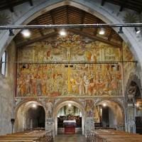 לוגאנו: כנסיית מריה הקדושה של המלאכים – קסם על שפת האגם