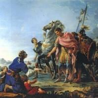 מידת הצדק של הקיסר הרומי טריאנוס