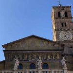 רומא: בזיליקת סנטה מריה אין טרסטוורה ואגדת מעיין השמן